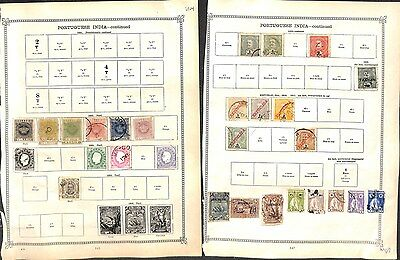 v104-Portugal Colonies- Mint & Used