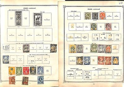 v98-Thailand Collection-Mint & Used