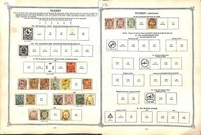 v90-Turkey Collection-Mint & Used