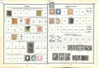 V77-Portugal Colonies- Used