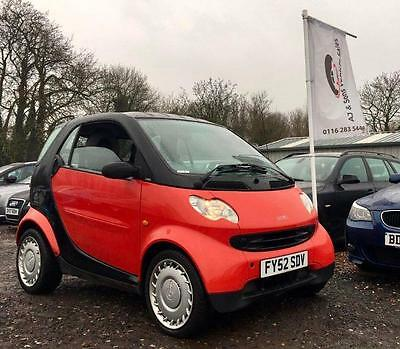 2003 Smart Fortwo 0.6 City Pure 3dr