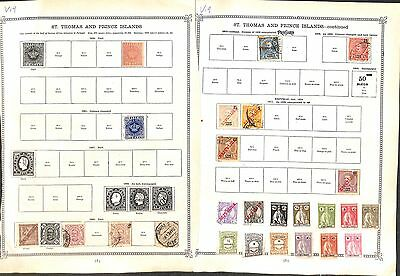 v19-Portugal Colonies- Mint & Used
