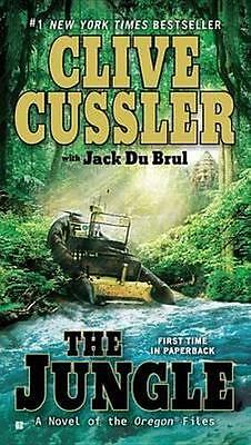 NEW The Jungle By Clive Cussler Audio CD Free Shipping
