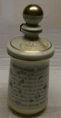 Vintage Old W.L.Weller Whiskey Apothecary Decanter