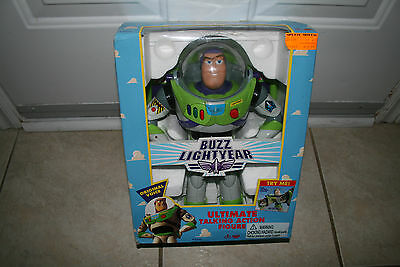 Toy Story1995 Buzz Lightyear Ultimate Action Figure Brand New in Sealed box