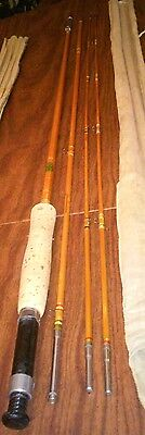 Shakespeare A-1362 Bamboo Fly Rod