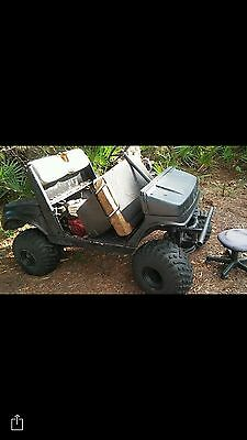 Golfcart gas powered lifted
