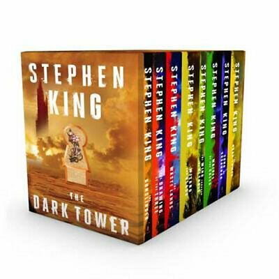 NEW The Dark Tower Boxed Set By Stephen King Paperback Free Shipping