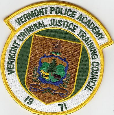 Vermont Police Academy Criminal Justice Training Council Vt Patch