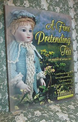 ON SALE!  A Fine Pretending Tea Theriaults Dollmasters!