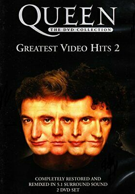 Queen, The DVD Collection: Greatest Video Hits 2 [DVD] - DVD  6QVG The Cheap