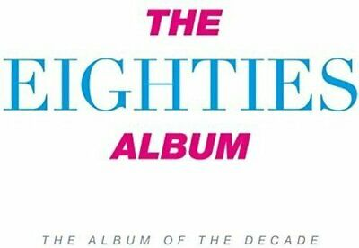 Various Artists - The Eighties Album - Various Artists CD 83VG The Cheap Fast