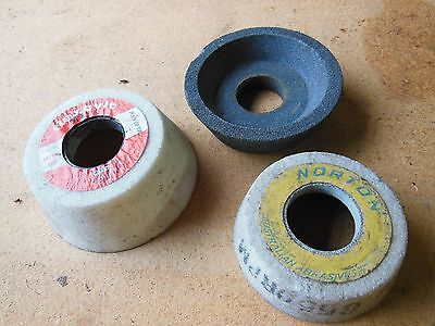 Cup Wheel for tool and cutter grinder