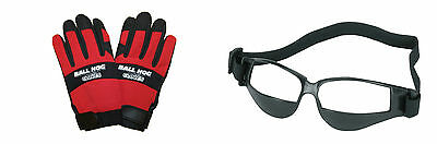 Ball Hog Gloves Basketball DRIBBLE Dribbling Specs GOGGLES Glasses TRAINING AID