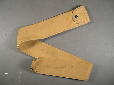 WWII U.S. Military .50 Cal. MG Spare Barrel Cover, M8
