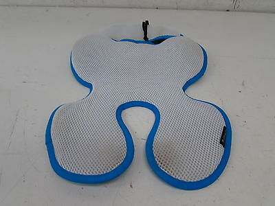Manito Breath Royal Plus 3D Mesh Seat Pad/Cushion/Liner Blue BRST-49000