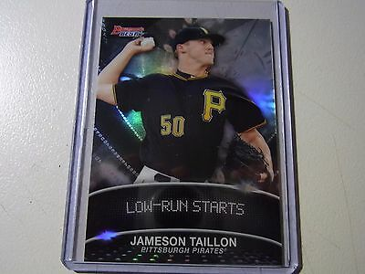 2016 Topps Bowmans Best Stat Lines Refractor Rookie Jameson Taillon Pirates