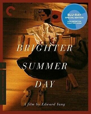 A Brighter Summer Day [New Blu-ray] 4K Mastering, Restored, Special Edition, W