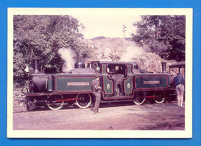 EARL OF MERIONETH AT TAN-Y-BWLCH SEPT.1967.PHOTOGRAPH 12.5 x 9cms APPROX.