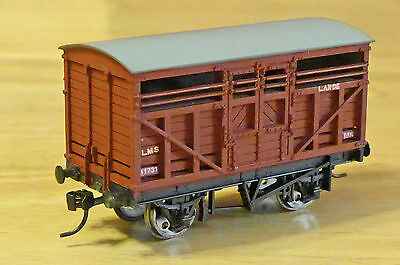 Mainline LMS Cattle wagon, OO, Kadees, Boxed