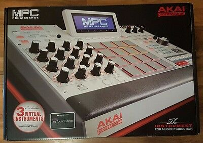 Akai MPC Renaissance Complete With Software