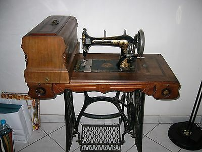 machine a coudre ancienne Stoewer