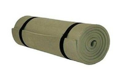 British Army - Olive Green ROLL MAT - Genuine Issue - Grade 1
