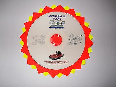 Build your own Hovercraft Plans and Information