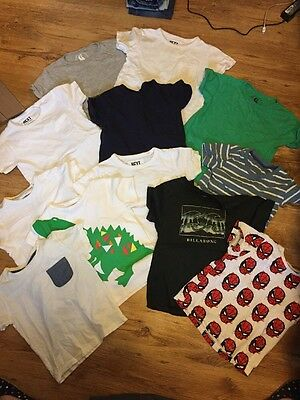 Bundle Of Boys Mostly Next Clothes 2-3