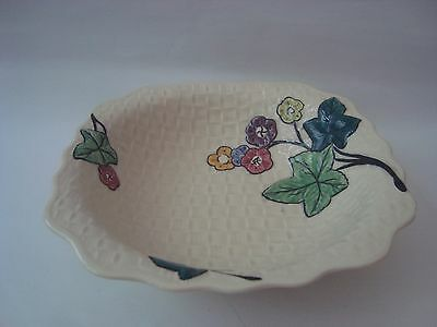 Shorter & Sons Hand-painted Fruit Bowl