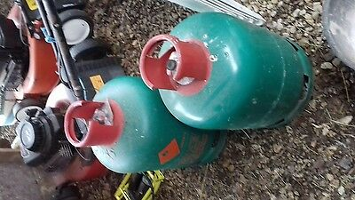 patio gas bottle  cylinder Propane 13 kg empty