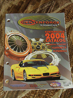 Centerforce Clutch & Flywheel Full Line 2004 Dealer Catalog USA Import