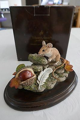 Country Artist Woodmouse and Horse Chestnut. CA 339