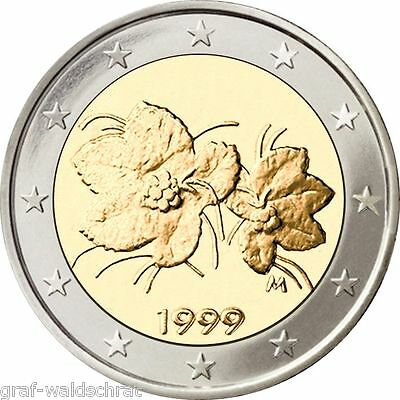 Finland ab 1999 all Years - uncirculated - free selectable
