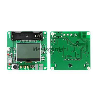 Electrical Transistor Tester Diode Triode Inductor Resistor Capacitance LCD