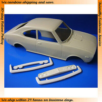 Body Pack Conversion Set for 1/24 Mazda RX-2 1970s 2-door Round Headlights