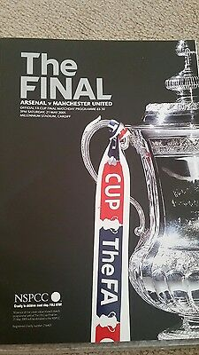 Fa cup final programme 2005