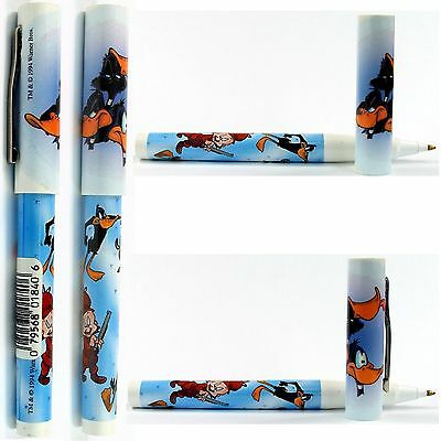 Looney Tunes Daffy Duck Elmer Fudd Wb Store Collector Pen For Display - 12252