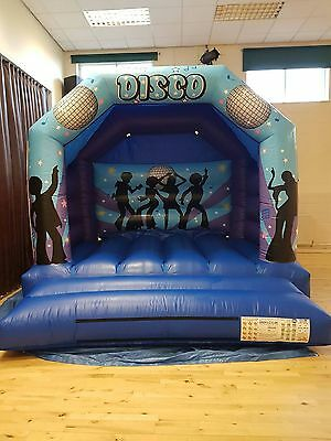 Childrens 12 x 12 Disco Bouncy Castle