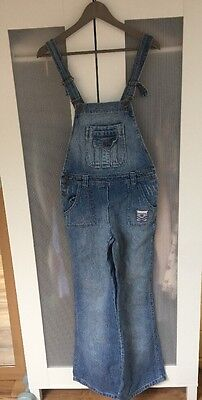 Retro '915' At New Look Dungarees Size 14/15 Years (164cm)