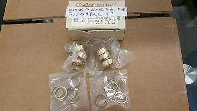 Nib Bi-Lok Pressure Tube Fitting Front & Back