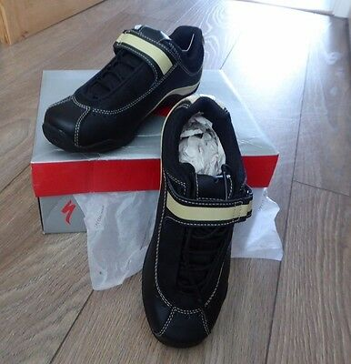 Womens Specialized Cycling Shoes size 4