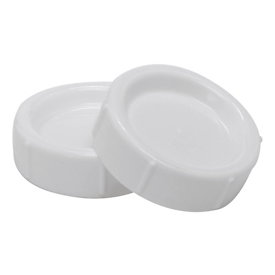 Dr Browns Travel Wide Neck Bottles Caps Lids 2 Pack Replacement