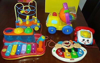 Toy Bundle Fisher Price and more