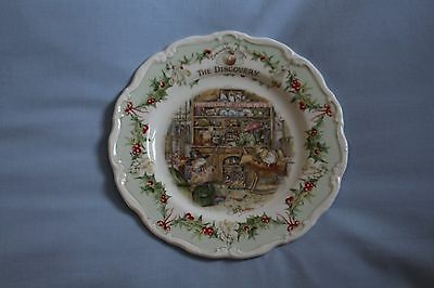 Royal Doulton - Bramley Hedge plate - The Discovery