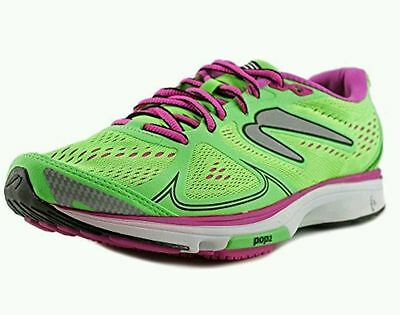 Ladies Newton Running Shoes Green & Pink Size 7.5 Rrp £120