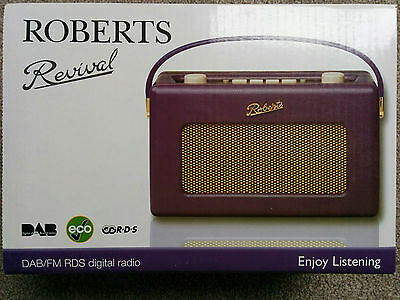 New Roberts Revival RD60 in Cassis (rare discontinued colour!)