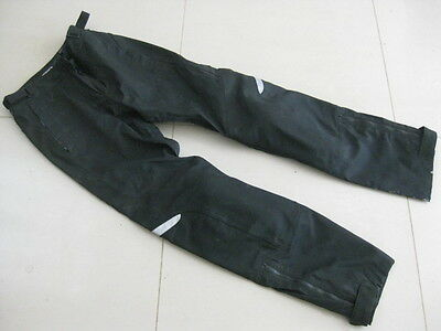 Bmw Motorad Comfort Shell Motorcycle Trousers Size 38 Mens