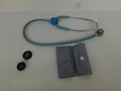 "3M Littmann 27"" Stethoscope Turquoise In Color D13"