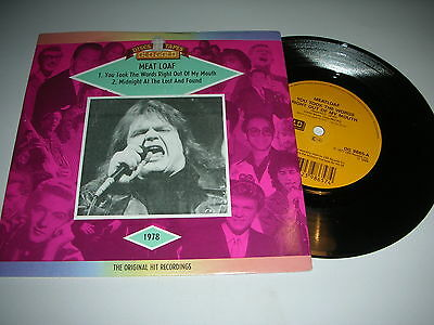 Meatloaf - You Took The Words Right Out Of My Mouth / Midnight At The Lost & Fou